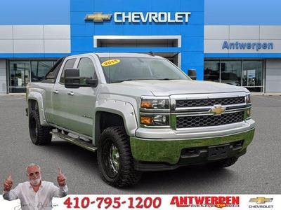 Chevrolet Silverado 1500 2015 for Sale in Sykesville, MD