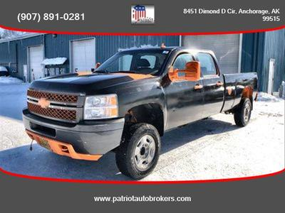 Chevrolet Silverado 2500 2012 for Sale in Fairbanks, AK