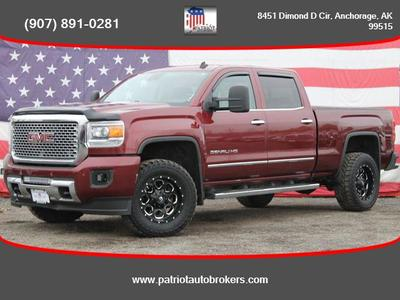 GMC Sierra 2500 2015 for Sale in Fairbanks, AK