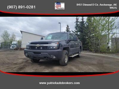 Chevrolet Avalanche 2003 for Sale in Fairbanks, AK