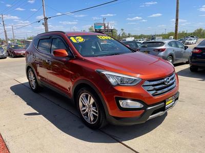 Hyundai Santa Fe 2013 for Sale in Cedar Rapids, IA