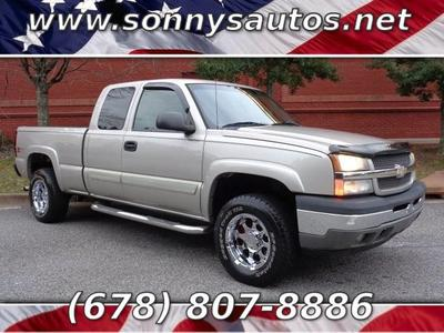 Chevrolet Silverado 1500 2005 for Sale in Cumming, GA