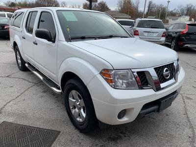 Nissan Frontier 2013 for Sale in Tulsa, OK