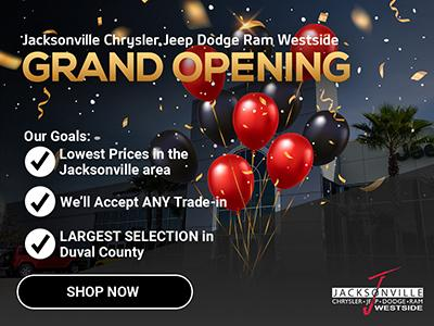 Jacksonville Chrysler Jeep Dodge Ram Westside Image 1