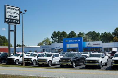 Capital Chevrolet, Buick, GMC of Lexington Image 5