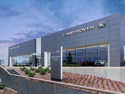 Sewell Land Rover North Austin Image 1