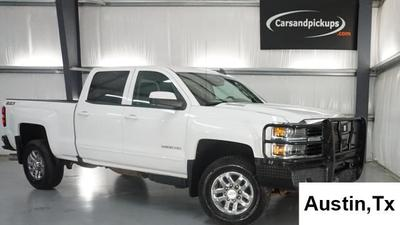 Chevrolet Silverado 2500 2016 for Sale in Buda, TX