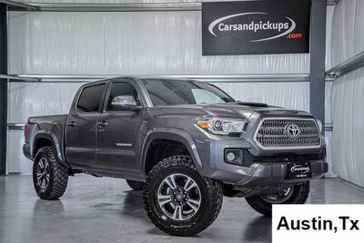 Toyota Tacoma 2017 for Sale in Buda, TX