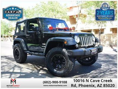 Jeep Wrangler 2016 for Sale in Phoenix, AZ