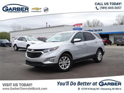 Chevrolet Equinox 2018 for Sale in Chesaning, MI