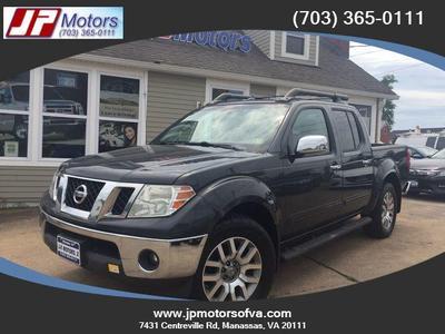 Nissan Frontier 2012 a la Venta en Manassas, VA