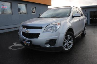Chevrolet Equinox 2015 for Sale in Monroe, WA