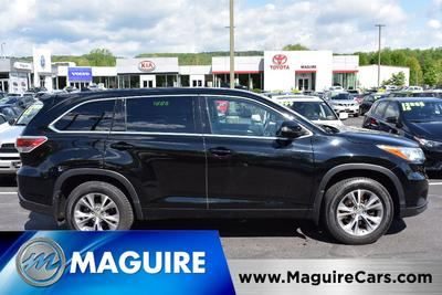 2015 Toyota Highlander  for sale VIN: 5TDBKRFH9FS203253