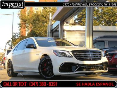 Mercedes-Benz AMG S 63 2019 for Sale in Brooklyn, NY