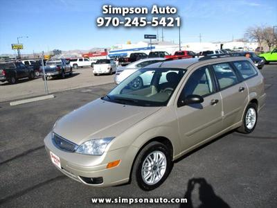 2006 Ford Focus ZXW for sale VIN: 1FAHP36N56W169929