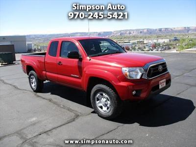 2014 Toyota Tacoma Base for sale VIN: 5TFUU4EN3EX091779