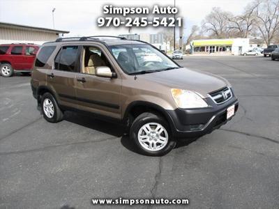 2003 Honda CR-V EX for sale VIN: JHLRD78823C024126