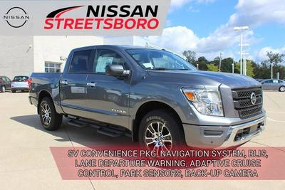Nissan Titan 2021 a la Venta en Streetsboro, OH