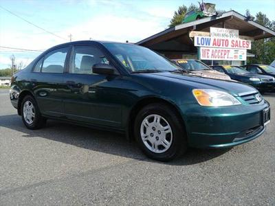 Honda Civic 2001 for Sale in Sedro Woolley, WA