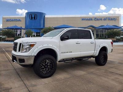 Nissan Titan 2019 for Sale in Katy, TX