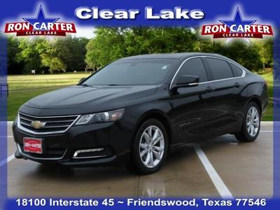 Chevrolet Impala 2018 for Sale in Friendswood, TX