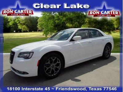 2017 Chrysler 300 S for sale VIN: 2C3CCAGG3HH637649