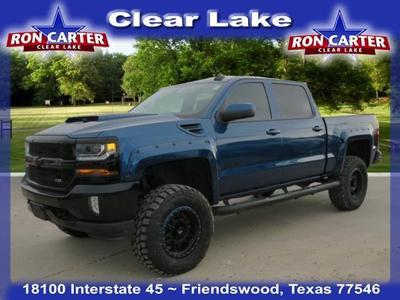 Chevrolet Silverado 1500 2017 for Sale in Friendswood, TX
