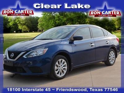 Nissan Sentra 2019 a la venta en Friendswood, TX