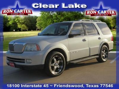 Lincoln Navigator 2005 a la venta en Friendswood, TX