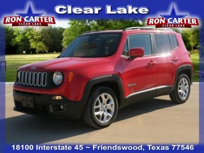 Jeep Renegade 2018 for Sale in Friendswood, TX