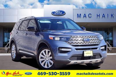 Ford Explorer 2021 for Sale in Desoto, TX