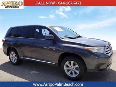 Toyota Highlander 2013 for Sale in West Palm Beach, FL