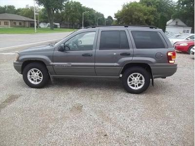 2002 Jeep Grand Cherokee Laredo for sale VIN: 1J4GW48N02C184954