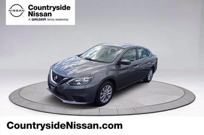 Nissan Sentra 2019 a la venta en La Grange, IL