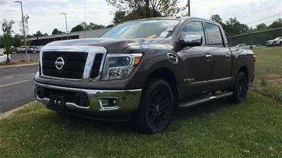 Nissan Titan 2017 for Sale in Shelby, NC