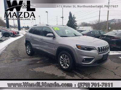 Jeep Cherokee 2020 a la venta en Northumberland, PA