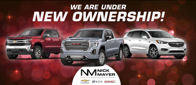 Nick Mayer Chevrolet Buick GMC Image 2