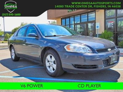 Chevrolet Impala 2008 for Sale in Fishers, IN