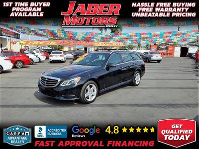 Mercedes-Benz E-Class 2014 for Sale in Reedley, CA