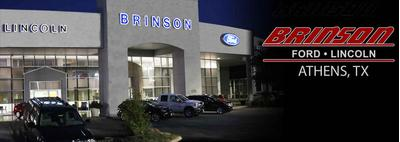 Brinson Ford  of Athens Image 1