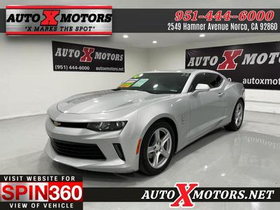Chevrolet Camaro 2018 for Sale in Norco, CA