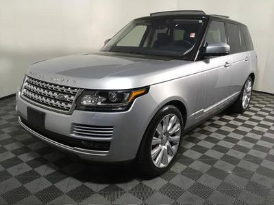 Land Rover Range Rover 2017 for Sale in Fort Wayne, IN