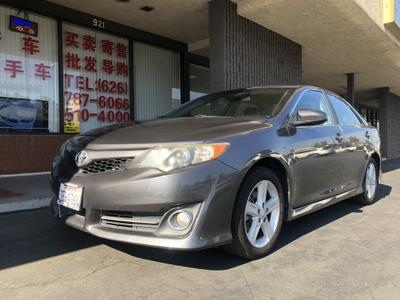 Toyota Camry 2014 for Sale in Monterey Park, CA