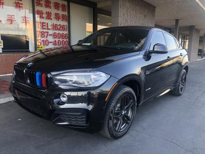 BMW X6 2015 for Sale in Monterey Park, CA