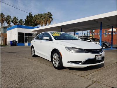 Chrysler 200 2015 a la venta en Red Bluff, CA