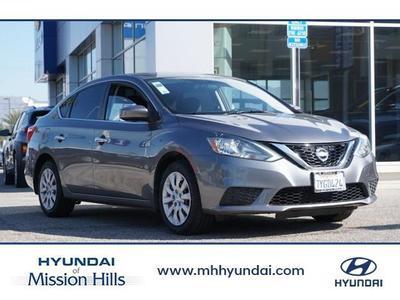 Nissan Sentra 2017 a la venta en Mission Hills, CA