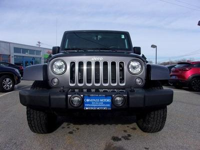 Jeep Wrangler Unlimited 2017 for Sale in Middletown, NY