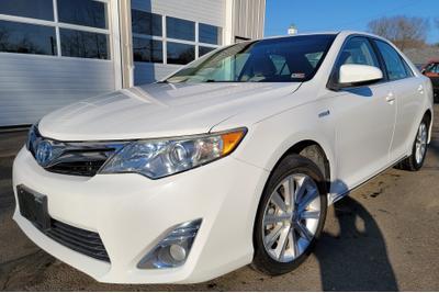 Toyota Camry Hybrid 2012 a la venta en Durham, CT