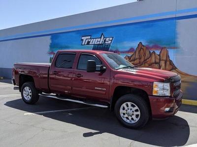 Chevrolet Silverado 2500 2014 a la venta en Tucson, AZ