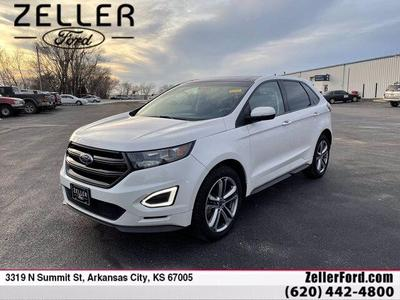 Ford Edge 2017 a la venta en Arkansas City, KS